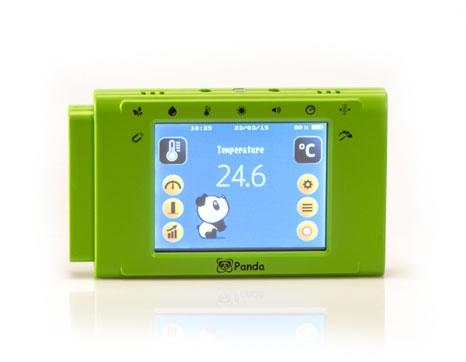 Panda (9 sensores para crianças)